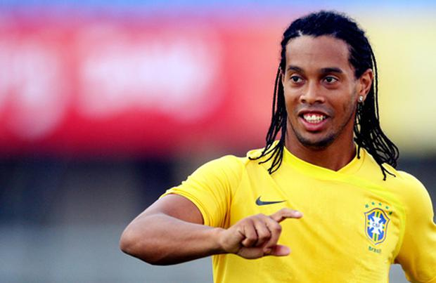 Ronaldinho has put his luxury home on the market for the World Cup