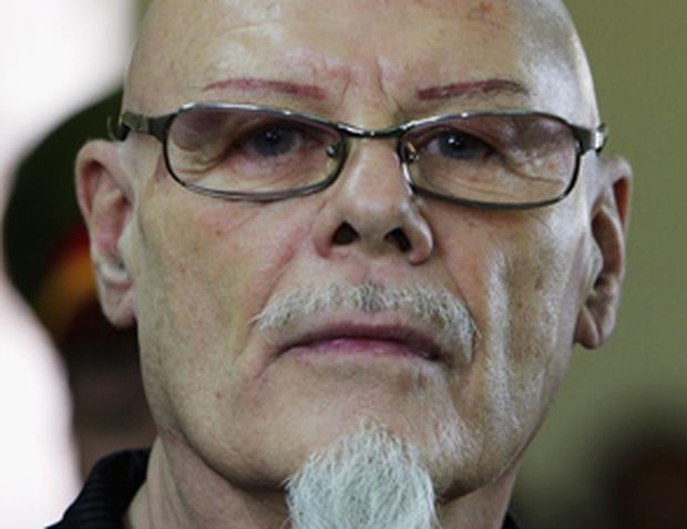 DEPORTED: Gary Glitter <b>Photo</b> Getty Images