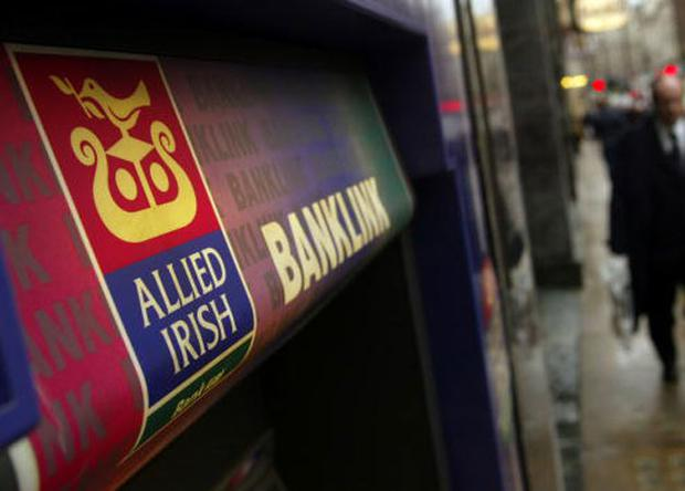 AIB is widely expected by observers to offload its 24pc stake in US lender M&T Bank. Photo: Sion Touhig/Getty Images