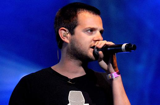 Mike Skinner from 'The Streets'