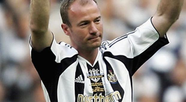 Alan Hansen has gone for his Match of the Day colleague Alan Shearer up front