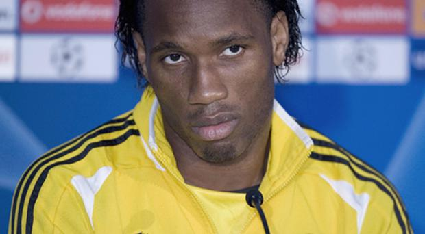 Ivory Coast star Didier Drogba. Photo: AFP, Getty Images