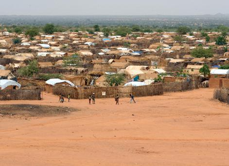 A view from Sudan's Darfur region. Photo: AFP, Getty Images