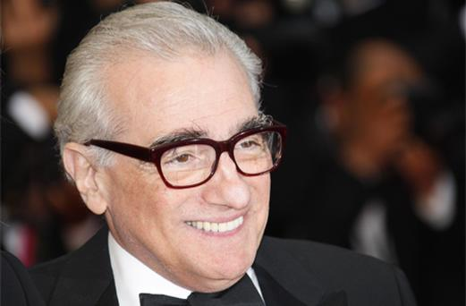 Director Martin Scorsese. Photo: AFP, Getty Images