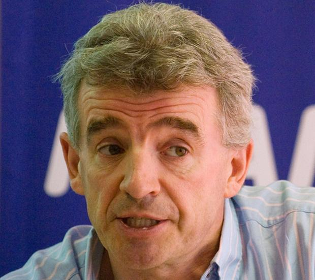 O'Leary launched Ryanair's biggest ever free seat give-away hours before Panorama was broadcast. Photo: Getty Images