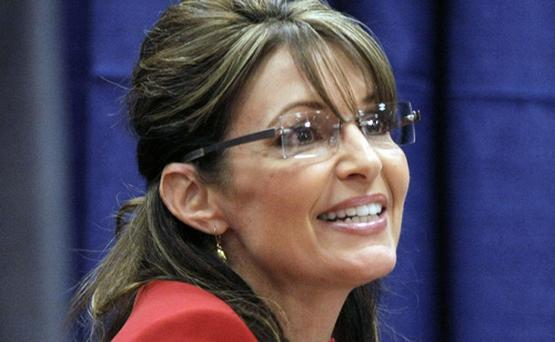 Sarah Palin is planning a TV show on her family's life in Alaska. Photo: Getty Images
