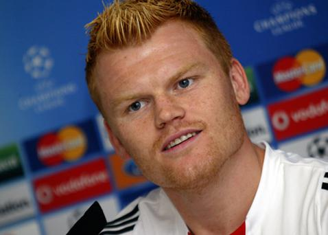 John Arne Riise during his time at Liverpool