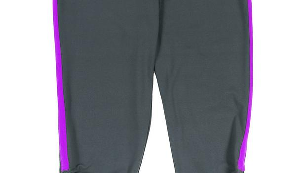 Cropped running pants, €17.75, Forever 21, Jervis Street