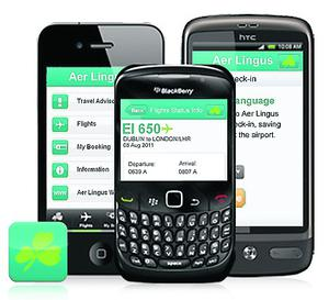 The new Aer Lingus app