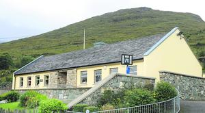 The Black Valley National School, Co. Kerry. The school was expected to have 24 students enrolled for this year but the number has fallen to six with two of these due to move abroad in six weeks time. Picture: Eamonn Keogh ( MacMonagle, Killarney)