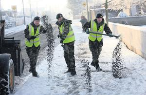 The Army has finally been called in to help unclog the ice-choked streets, but the political damage for this Government has already been done