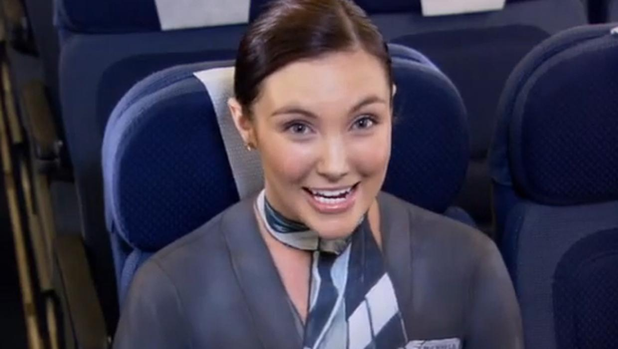 Video: Airline uses naked crew in safety film - Independent.ie