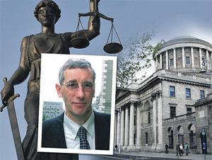 Liam Carroll awas sued by NAMA in 2012