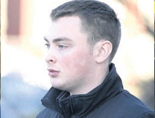 Padraig Breathnach, the only survivor of the crash in July, 2006 which killed three of his friends