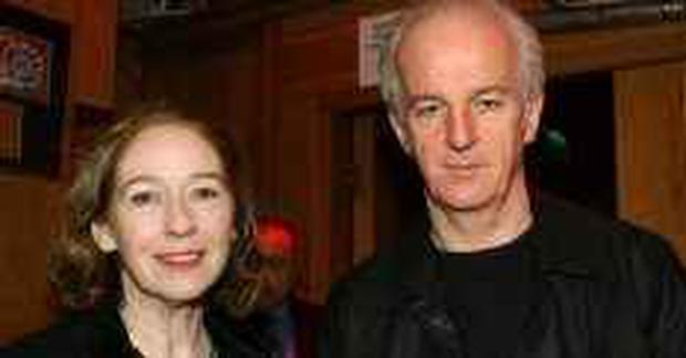 SEAN AND MARIE: 'We were silly buggers for years, pretending that there was nothing - and then years later, when everybody else knew that there was something going on, we decided to acknowledge it ourselves'