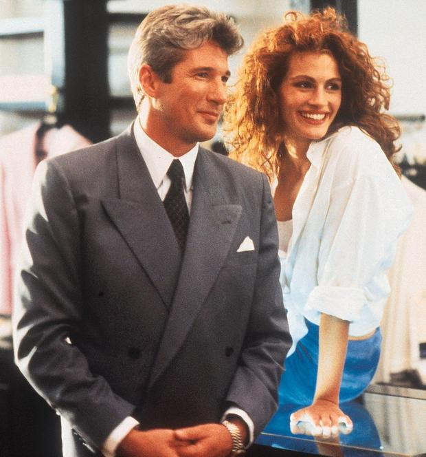 The film Pretty Woman inspires people to visit L.A.