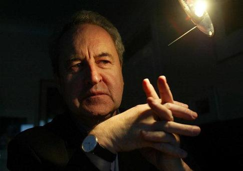 BANVILLE: He is a compelling figure, and remains disdainful of the trappings of 'this image-obsessed age'. Photo: Julien Behal