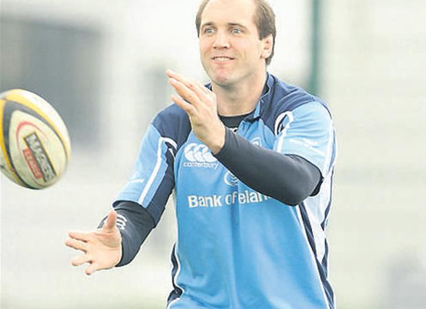 Keith Gleeson's poaching ability has been overlooked by Eddie O'Sullivan