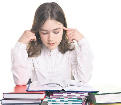 Turning over a new leaf: more help is now available for school pupils taking exams