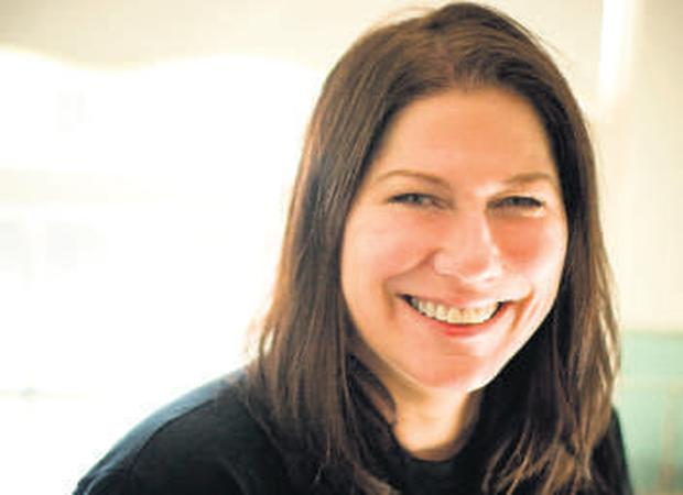 ON THE RIGHT TRACK? Fans were left wanting more after Kim Deal's Breeders' 60 minute set