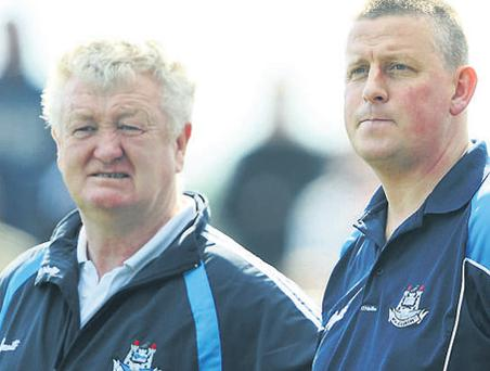 Dave Billings and Paul Caffrey were left with plenty to ponder after yesterday's defeat in Crossmaglen