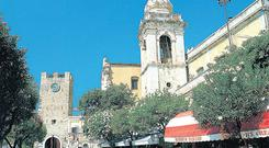 Sip til you drop: Sicily's cafe-lined, medieval shopping street, Corso Umberto