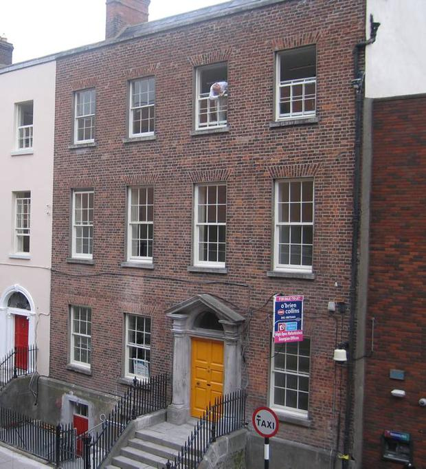 Period Offices In Town And Country Suit Small Tenants