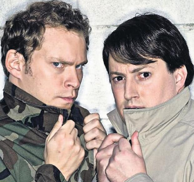 HUGE HIT: David Mitchell and Robert Webb's show went from cult hit to mainstream classic in just a few seasons