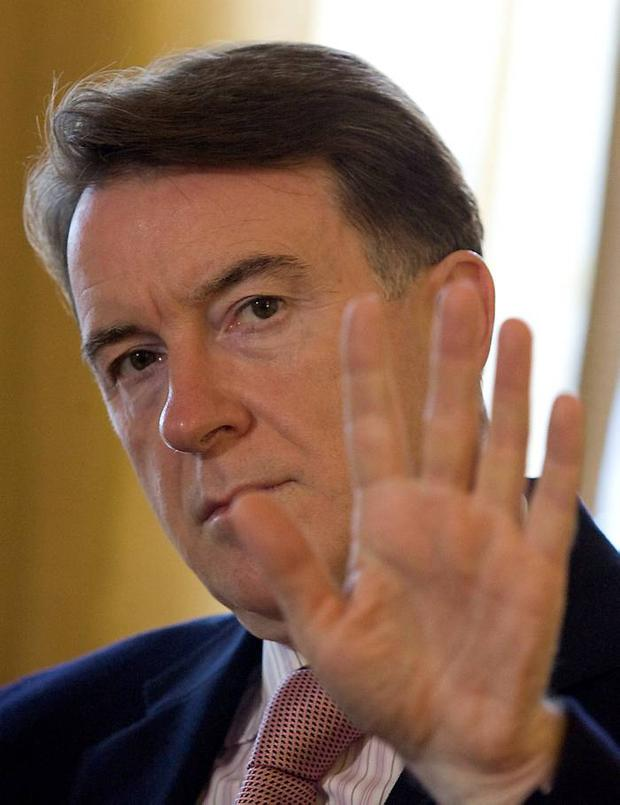 Peter Mandelson: voters' fears should have been addressed