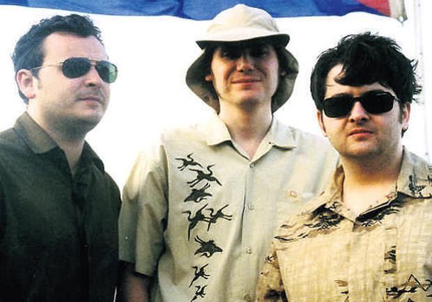 A DESIRE FOR LIFE: Manic Street Preachers will rile up tomorrow's Oxygen crowd in Punchestown