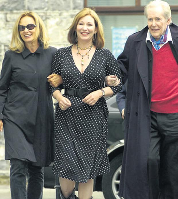 Into the West as O'Toole honoured - Independent.ie