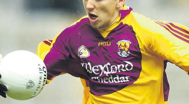 Ciaran Lyng has no regrets switching the financial rewards of the English championship for the pride of playing for Wexford