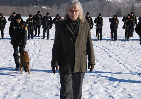 CHILLING TALE: Billy Connolly plays the role of deranged Father Joe in the upcoming X-Files film