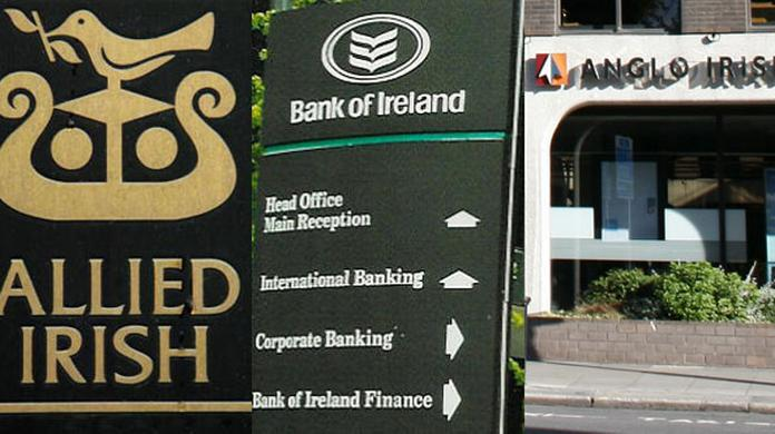 Ireland's big three 'may need to raise €7 6bn over next two