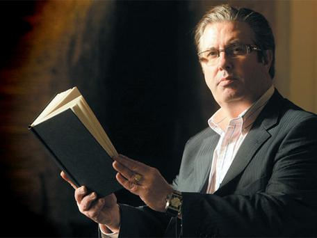 Veteran radio star: Gerry Ryan