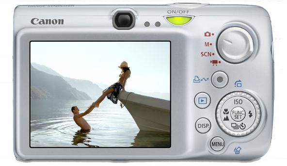 <b>Canon Digital Ixus 970 IS</b><br> While the wavy design may not be to everyone's taste, the Ixus 970's robust metal casing ensures it can handle the many minor scrapes of amateur photography. With 18 shooting modes, and a high-resolution LCD screen, it's a versatile option for the photographer on the go.<br>€241