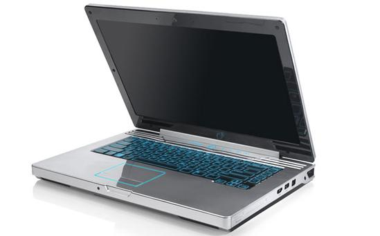 <b>Alienware Area-51 m15x</b><br>When it comes to PC gaming, Alienware is the name to go for. It's billed as the fastest 15.4in notebook ever, but bear in mind that you get what you pay for, so you'll spend over the odds to get top speeds.<br>From &euro;1,000