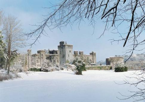 Co Mayo's Ashford Castle offers a New Year's Eve with a difference