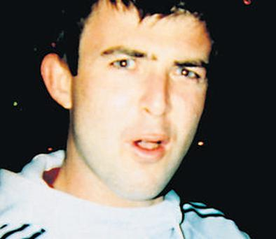 The body of Peter Gunn was found in a drain on a back road in north Dublin