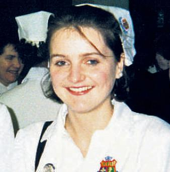 Sara Neligan, shown at her graduation about nine years ago, was murdered in June 2007 in her apartment in Dublin