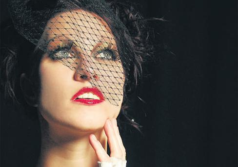SOFT-CENTRE: Amanda Palmer is the thinking person's goth songbird