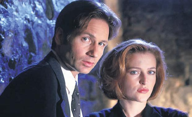 There's something out there: This could be a case for Mulder and Scully from The X Files