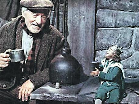 Diddly-aye: Darby O'Gill had it all – leprechauns, a crock of gold and dodgy Oirish accents
