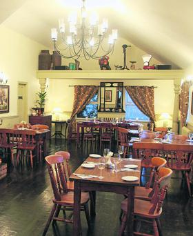 """12-02-2012. The Loft restaurant """"56"""" main st, Arklow, Co Wicklow. Picture: Garry O'Neill"""