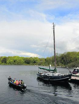 Portaneena, Lough Ree