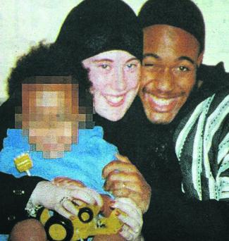 Samantha Lewthwaite with Jermaine Lindsay, one of the 7/7 bombers in London