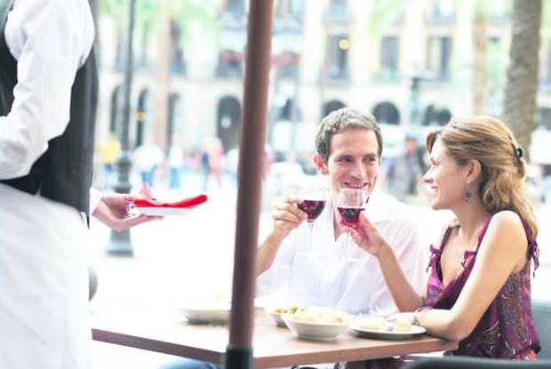 The tricks French waiters use to empty your wallet - Independent ie