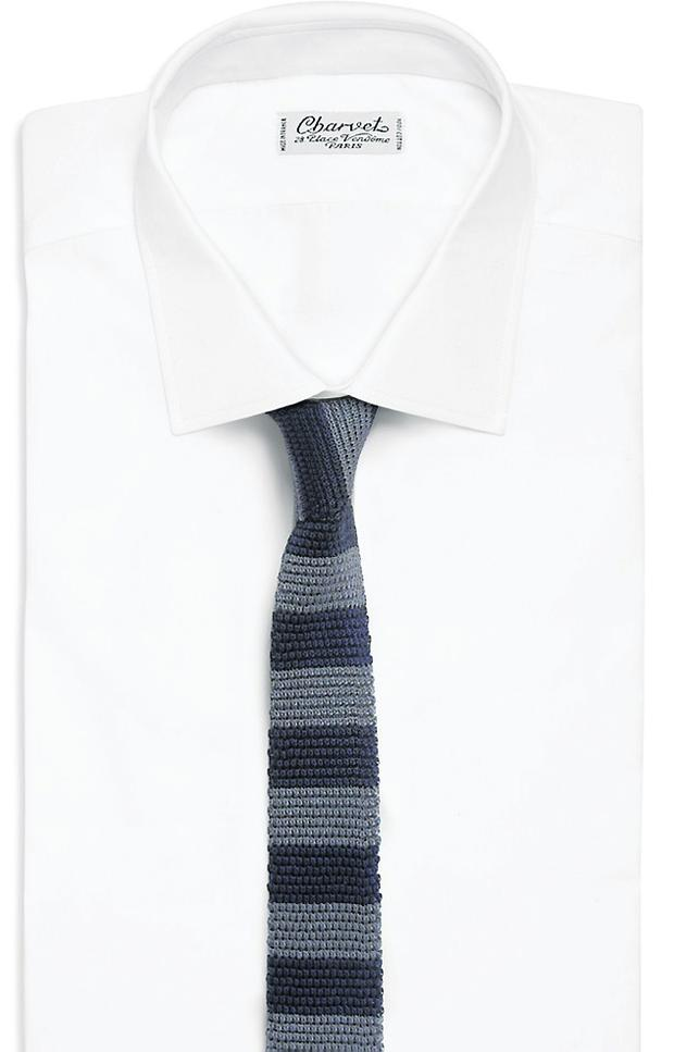 c4ec514c1fc2 Style Dilemma: Where to find a stylish knitted tie - Independent.ie