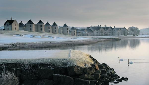 Lough Erne Resort.
