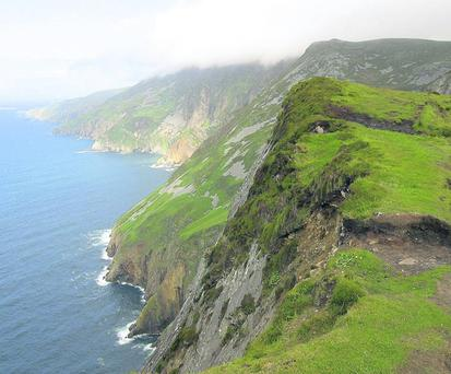 Slieve League aka Sliabh League